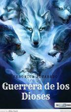 Guerrera De Los Dioses by VeronicaAlvarado698