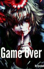 CREPPYPASTA : Game Over by AyachanxBudo