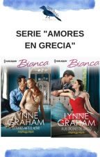 """Serie """"Amores en Grecia"""" - Lynne Graham by WithBooksvmv"""