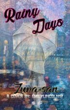 Rainy days by zura-san