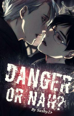 [ DANGER OR NAH? ] Victuuri by Sashy29
