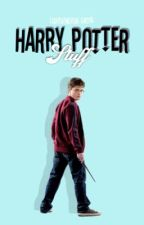 Harry Potter Stuff by Laineybug10