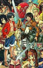 Image Mangas by chachou28livre