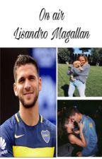 On air- Instagram>> Lisandro Magallan by lucasalario