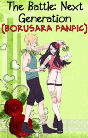Can I Be Him? (BoruSara Fanfiction) by WritingWolfPup