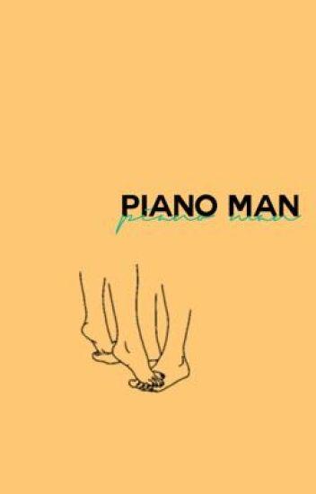 piano man『bucky barnes 』