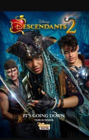 Big Book Of Descendants 2  by Walt_Dove13