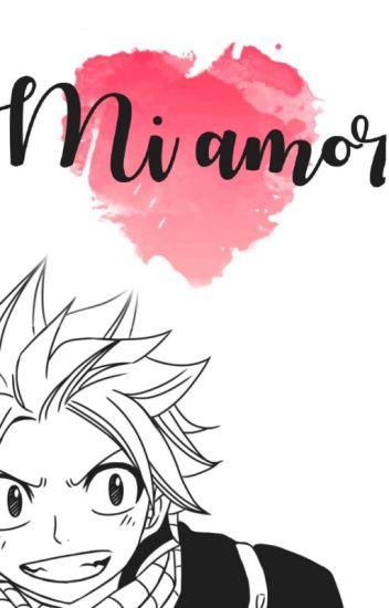 Mi amor (One-shot) {NALU}
