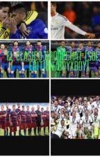 El Clasico Groupchat (Soccer edition; boyxboy) by XxJadeexD