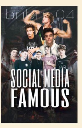 Social media famous | Ethan Dolan | WDW | Logan Paul  by bribri_04
