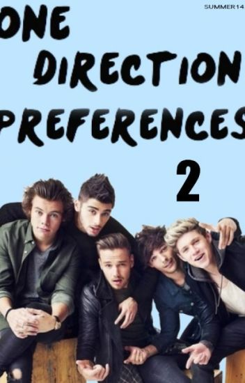 One Direction Preferences 2