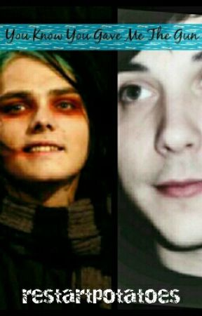 You Know You Gave Me The Gun (Frerard) by restartpotatoes