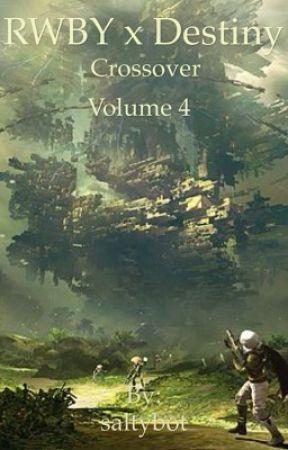 RWBY x Destiny crossover volume 4 by saltybot