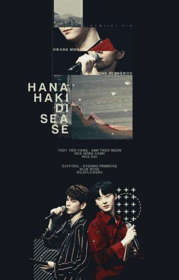 hanahaki disease | hwangong