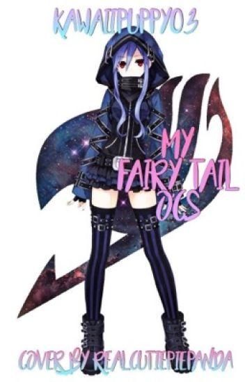 My FairyTail OC's