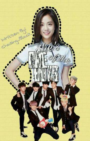 She's One of the Boys•||블랙핑쿠 x 방탄소년단||•