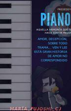 Piano ? ||Frededdy|| by _-Marii_Sol_Cj-_