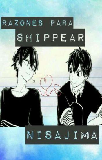 ★☆Razones para shippear Nisajima☆★