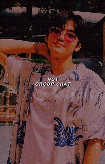 ➮nct group chat.