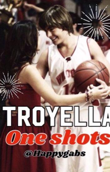 Troyella one shots