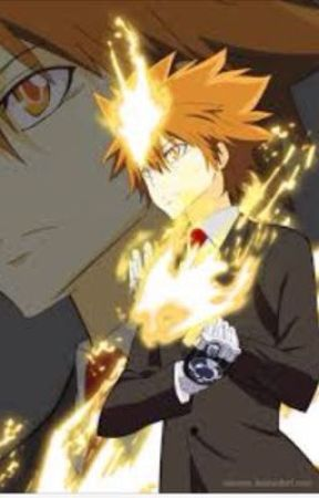 The true sky and Vongola Decimo by MalditadiDevil