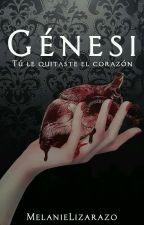 Génesi by MelanieLizarazo