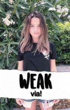 weak (jenzie.) by -mackannie