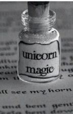 Secret Unicorn School  by Makisu_