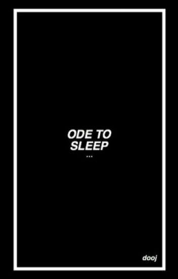 Ode to sleep; tyler joseph