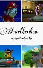 PAW Patrol: Heartbroken by pawpatrolrocky