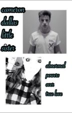 Cameron Dallas little sister by hannahstyles26