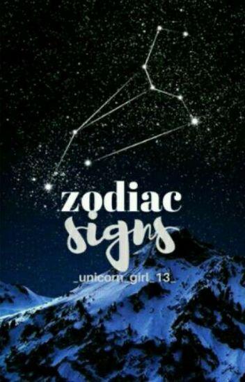 Zodiac Signs - Unicorn Princess - Wattpad