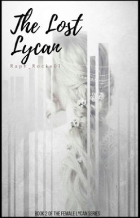The Lost Lycan by Raph_rocks01