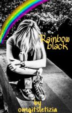 Rainbow Balck by OmgItsLetizia
