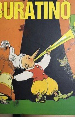 Chiếc chìa khoá vàng hay truyện của BU-RA-TI-NÔ
