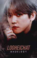 Logheichat [ChanBaek] by baeklogy