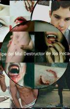 El Príncipe del mal Destructor de los Pecadores by love_jren2
