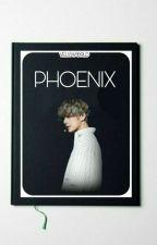 Phoenix | Kim Taehyung V BTS | by velisworld-hiatus-