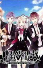(Diabolik lovers) Komori Yui, bọn anh yêu em by Mirukanato