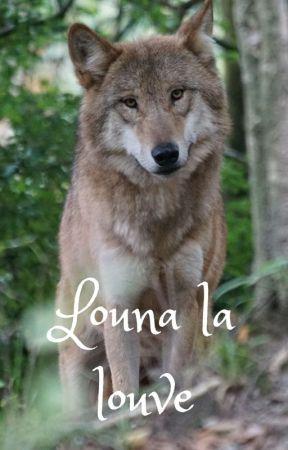 louna la louve by MumuBouquin