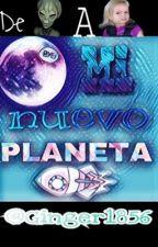 Mi nuevo PLANETA by Ginger1856
