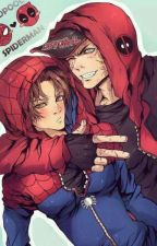 Deadpool X Spiderman yaoi picture book  by CPQ808