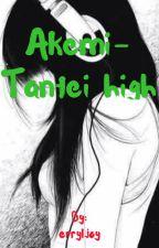 AKEMI-TANTEI HIGH  by erryljoy