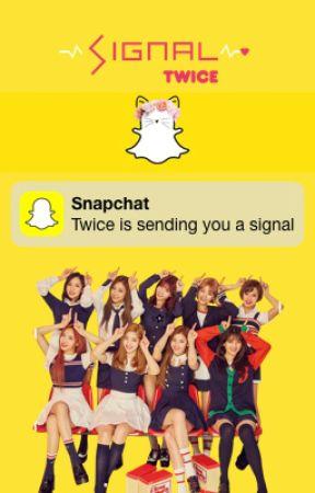 TWICE Snapchat by ParkJihyo_Tw