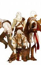 Assassin's Creed x Reader-oneshots by AssassinAngel978