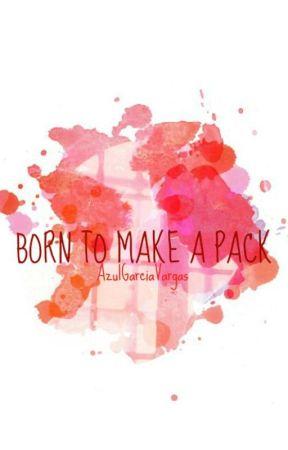Born to make a pack |Sterek| by AzulGarciaVargas