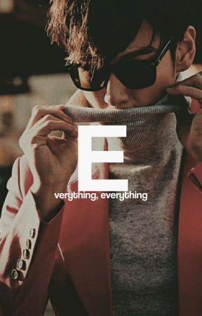 everything, everything | ambw imagines - kim namjoon