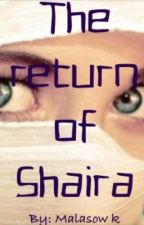 The Return Of Shaira [A Muslim girl story] by llasol