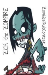 Zick the Zompire [ZombiesRuleContest] by SimpleStyle