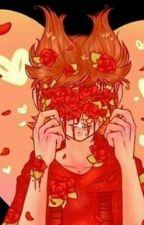 """Flower Crown"" TordEdd FF by -LittleTorm-"